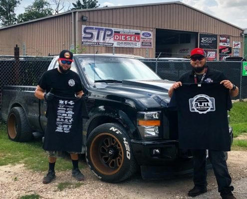 STP Diesel Siblings