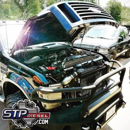 Ford Power Stroke certified team