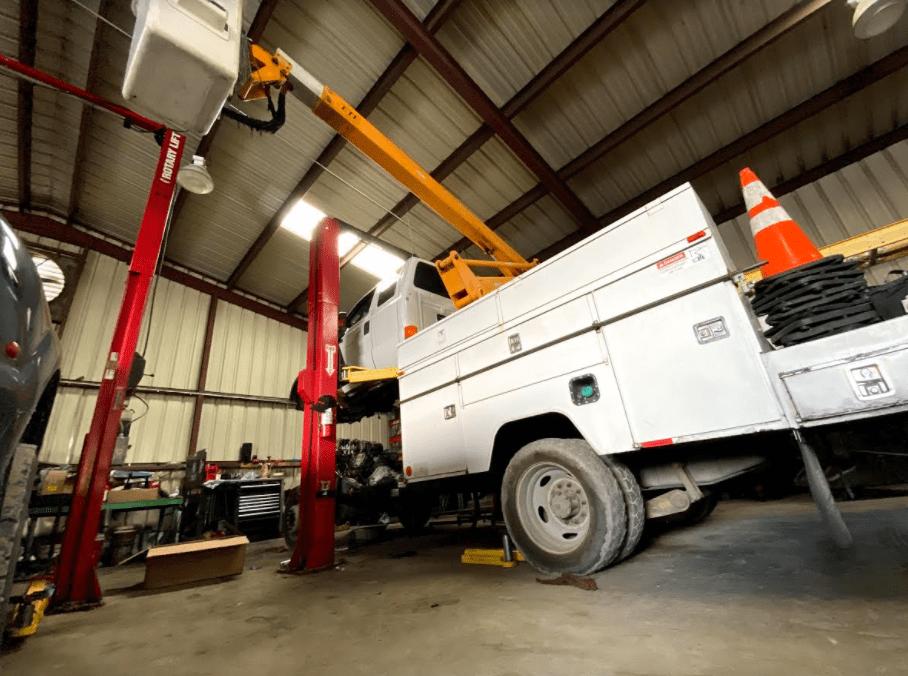 Commercial Truck Repair Houston