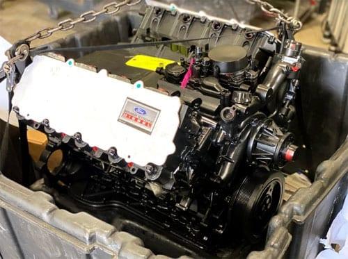 Diesel Engine Repair Houston