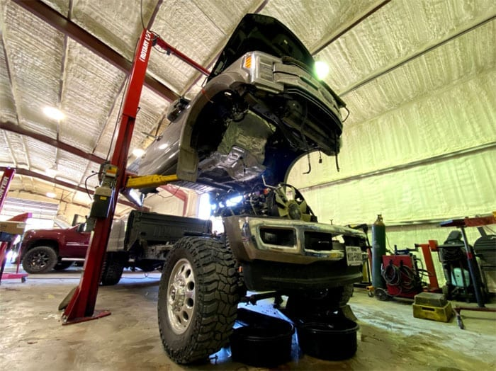 Powerstroke repair Houston