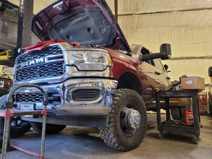 dodge ram repair