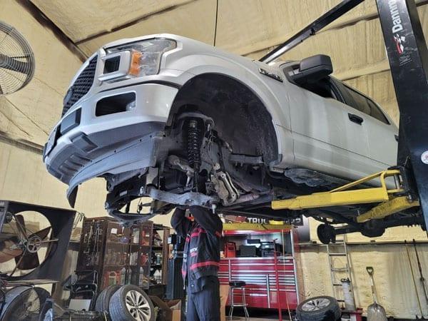 truck repair houston